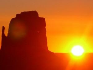 Monument Valley Tour Sunrise