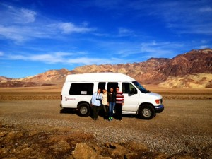 Death Valley Small Groups Tour