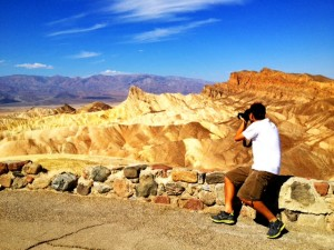 Great photo opportunities on our Death Valley Tours