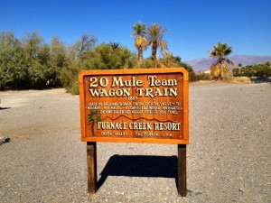 Visit the Furnace Creek Visitor Center