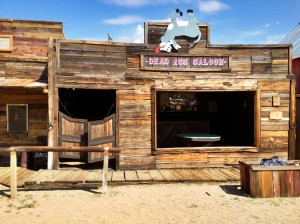 Chloride Arizona Wild West Town