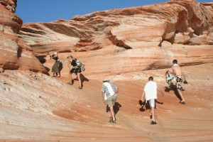 A gentle walk in Utah with Bindlestiff Tours