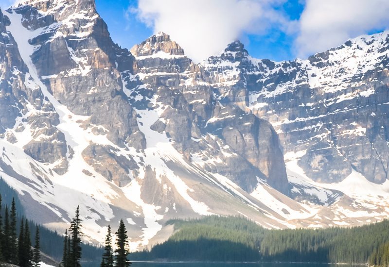 Western Canadian Rockies Tour