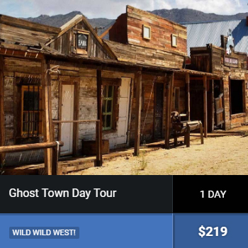 ghost - SOUTHWEST USA TOURS
