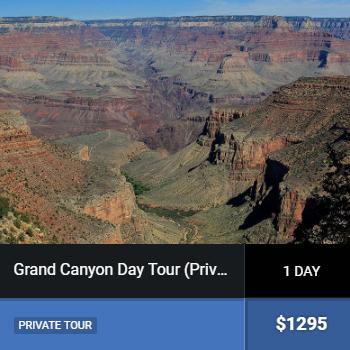 grandpriv - SOUTHWEST USA TOURS