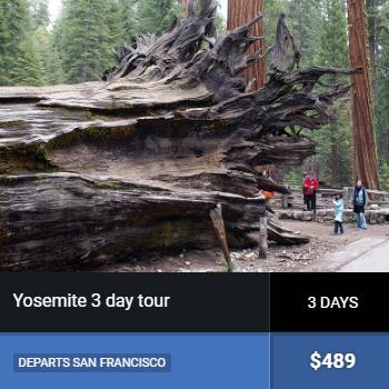 yosimite - SOUTHWEST USA TOURS