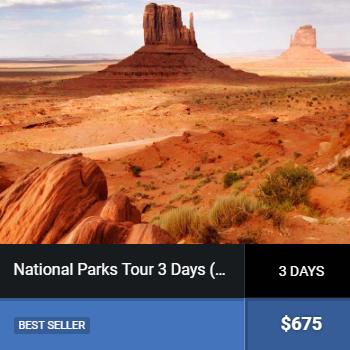 threeday - SOUTHWEST USA TOURS