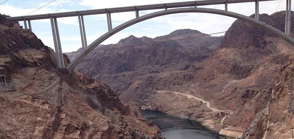 Hoover Dam Mike O'Callaghan-Pat Tillman Memorial Bridge