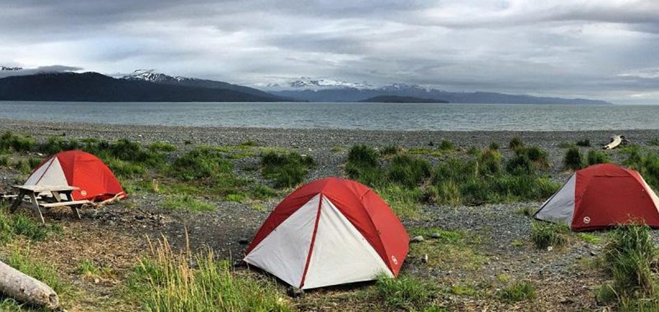 Alaska - Camping Tents