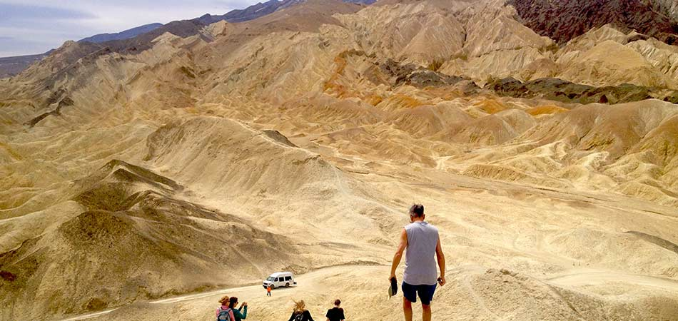 Tour Of Death Valley