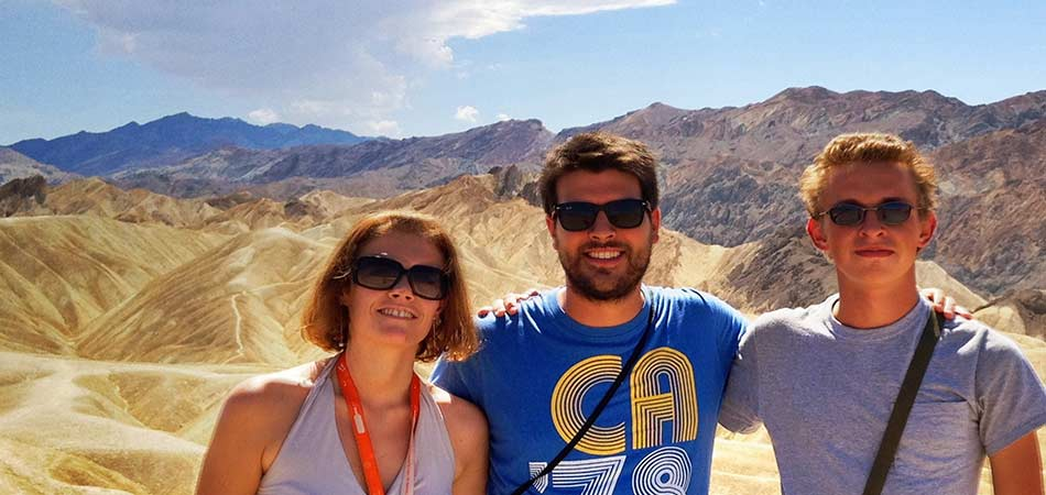 Tours Of Death Valley