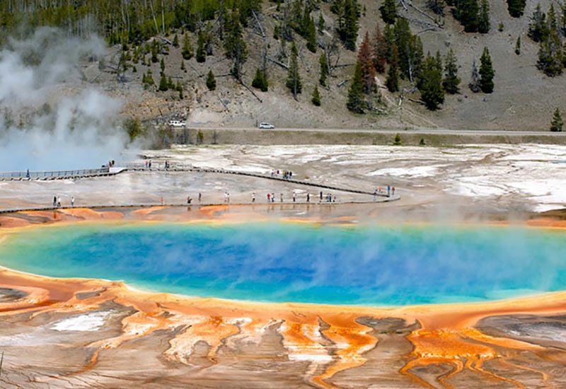 Yellowstone Grand Prismatic thumbnail image