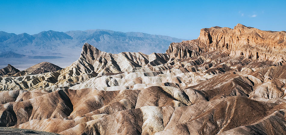 Death Valley mountains photo credit - Meric Dagli