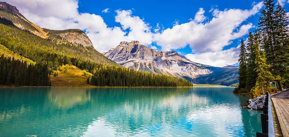 Canadian Rockies Tour - Emerald Lake