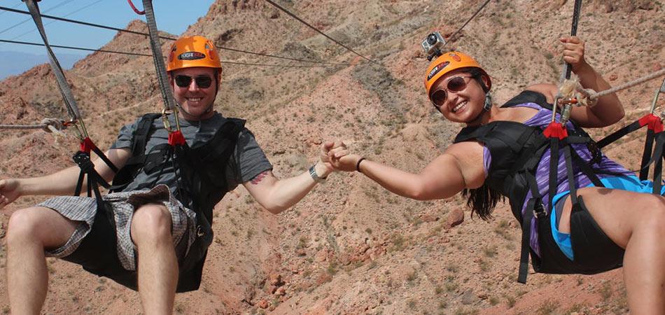 Bootleg Canyon Zipline 2
