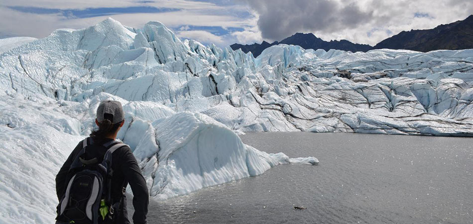 Matanuska Glacier Hiker 1