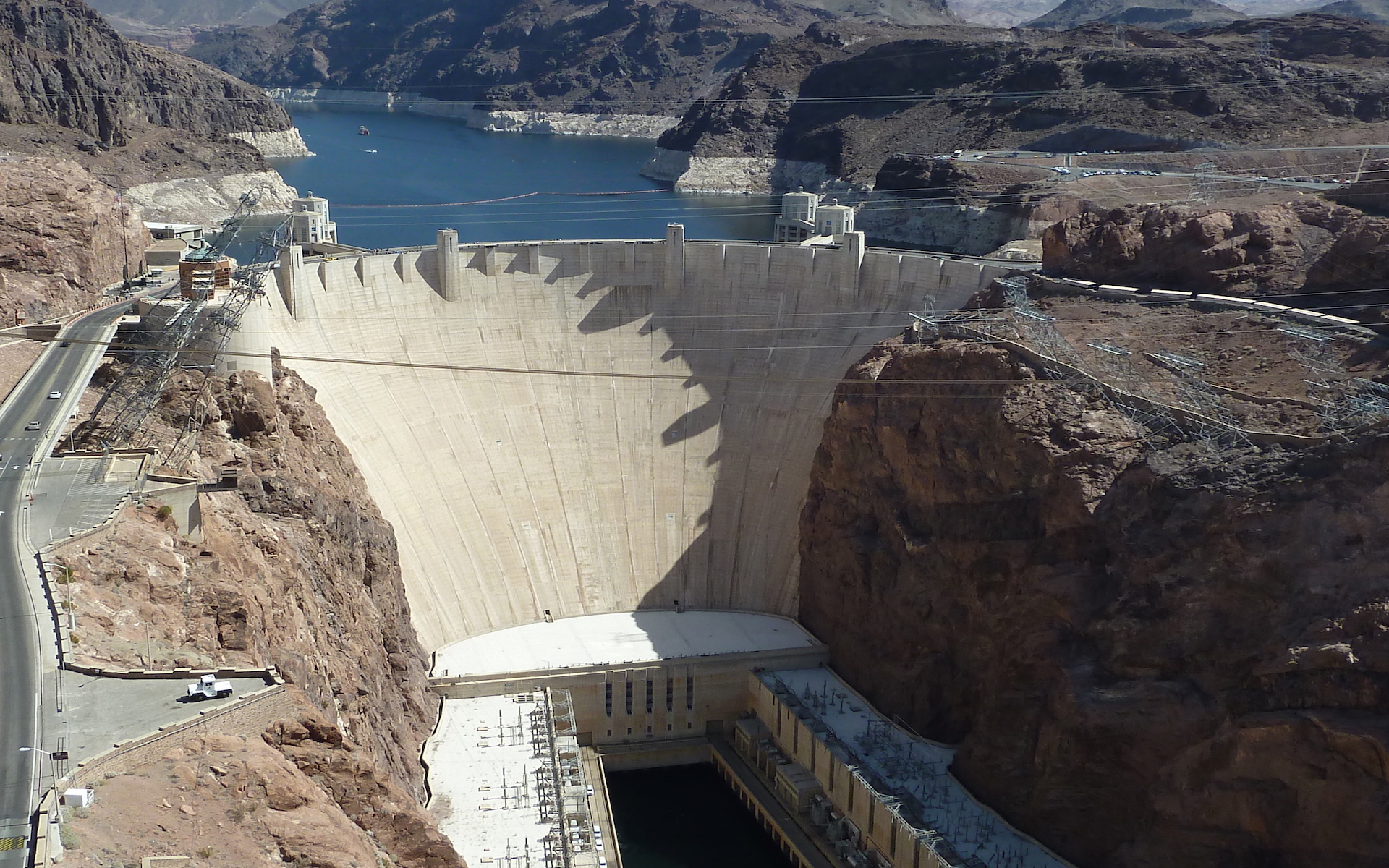 Hoover Dam Private Half Day Tour