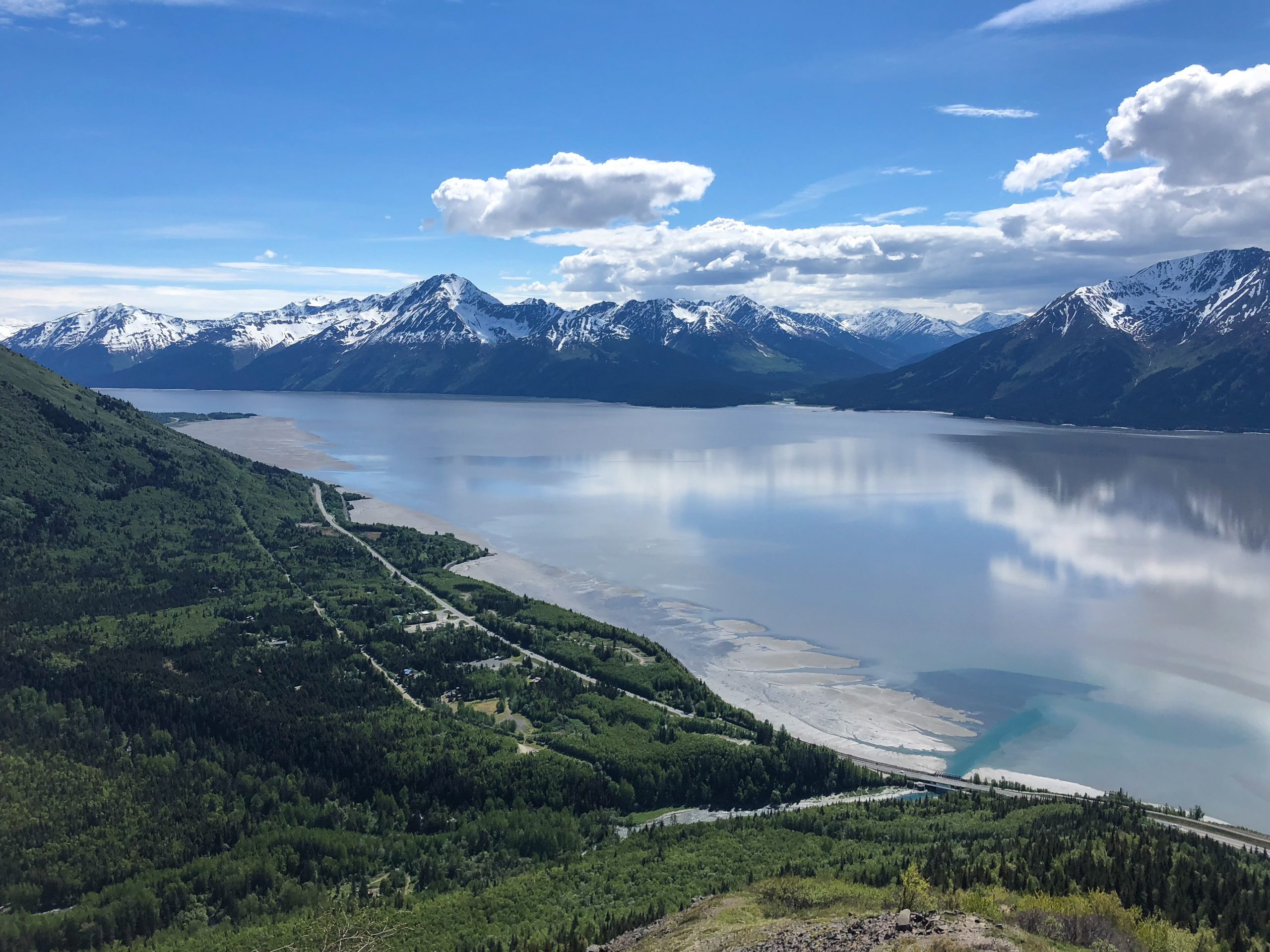 Turnagain Arm and Portage Valley