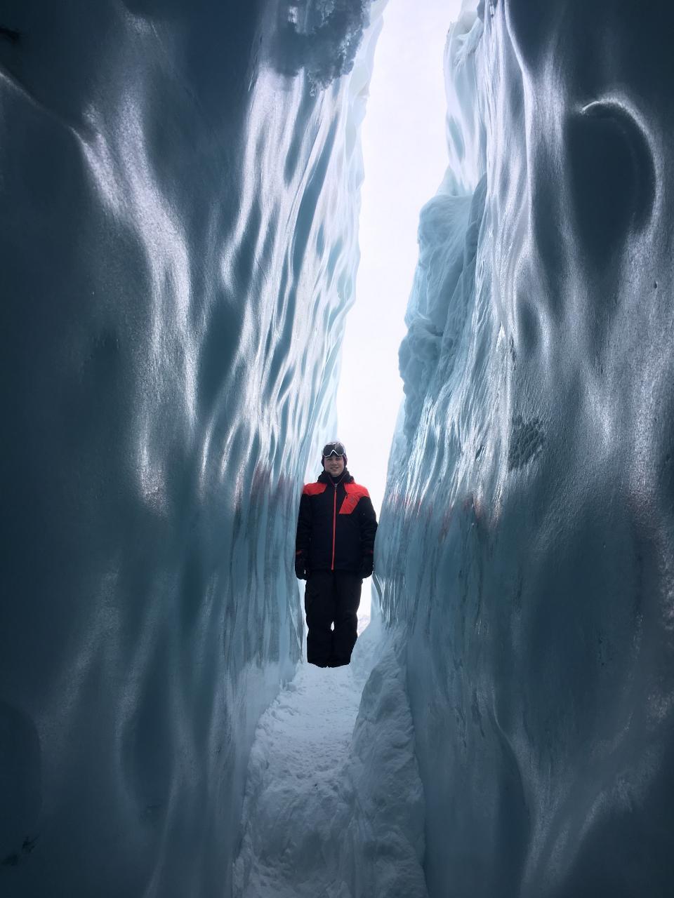 Matanuska Glacier Tour