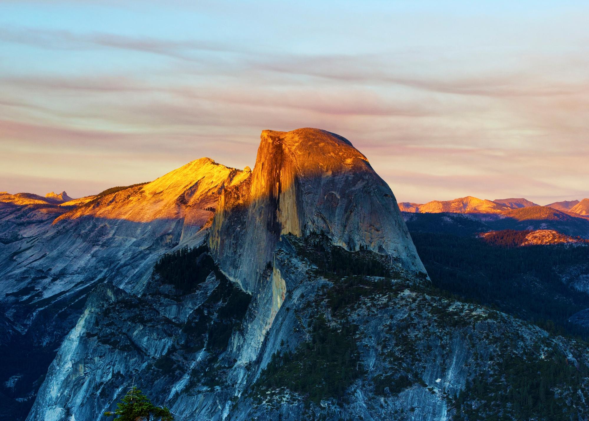 Yosemite Overnight Tour