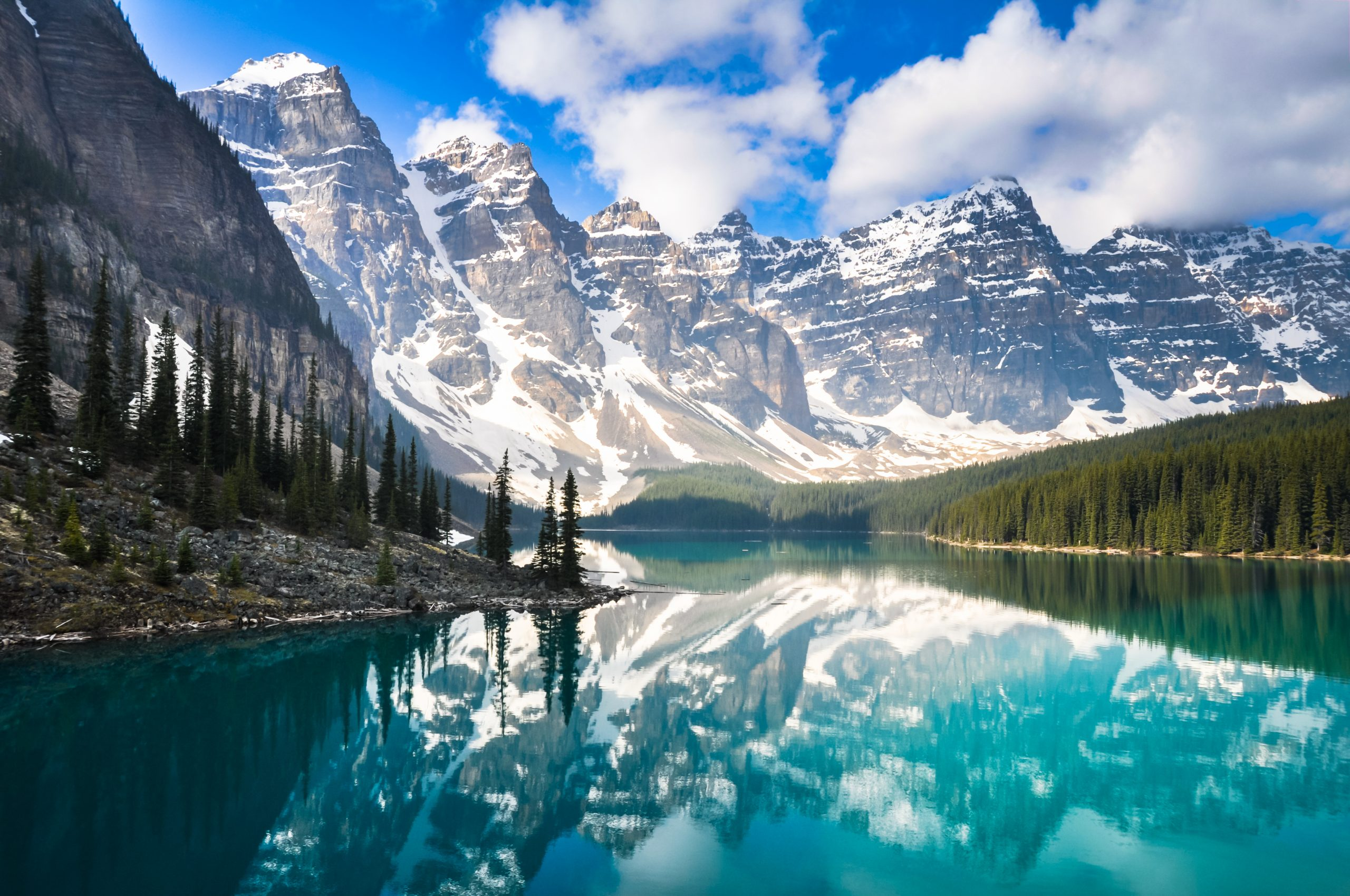 10-Day Glacier and Canadian Rocky National Parks Tour From Missoula or Kalispell ends Calgary